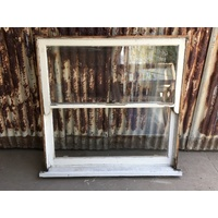 Timber Double Hung Window 1210w X 1200h