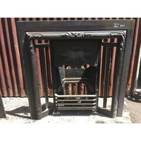 Cast Iron Fireplace 965w X 965h