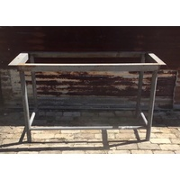Steel Framed Work Bench 1520w X 875h X 620d