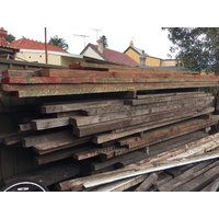 Assorted Oregon And Hardwood Timber - $8.80 Per Lineal Metre