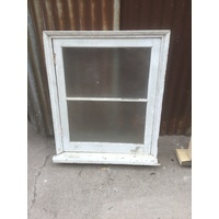 Timber single casement Window 830w x 1015h x 120d